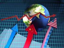 Growing Economy Royalty Free Stock Photo
