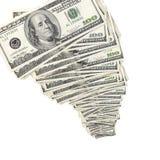 Growing Money Royalty Free Stock Photos