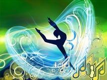 Growing Music Royalty Free Stock Photos