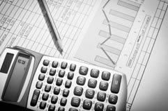Growing sales Stock Image