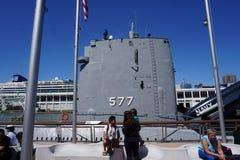 Growler 17 подводной лодки Стоковая Фотография RF