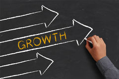 Growth Abstract Stock Photography