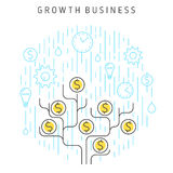 Growth Business Stock Photos