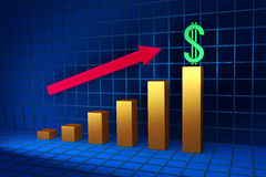Growth Chart Stock Images