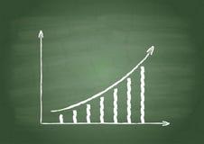 Growth column royalty free stock photos
