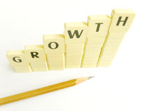 Growth concept Royalty Free Stock Photography