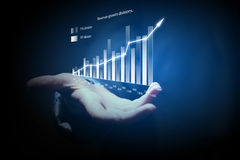 Growth concept Royalty Free Stock Photos