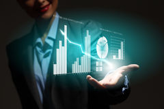 Growth concept Stock Image
