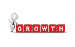 Growth concept. Stock Images