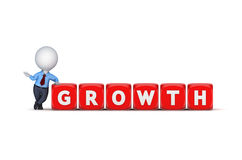 Growth concept. Royalty Free Stock Photography