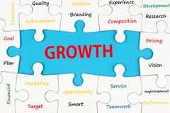 Growth concept Royalty Free Stock Image