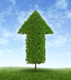 Growth Investing Stock Photo