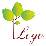 Growth logo concept Royalty Free Stock Photo