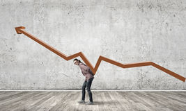 Growth and progress concept Royalty Free Stock Photography
