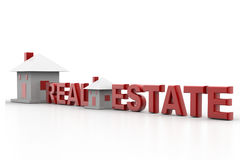 Growth in real estate Stock Images
