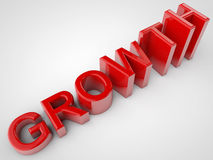 Growth Royalty Free Stock Photo