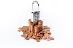 Growth in savings Stock Photos