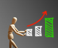 Growth Strategy Concept Stock Photo
