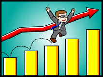 Growth and Success Stock Photo