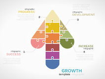 Growth symbol Stock Photography