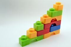 Growth toys Stock Photography