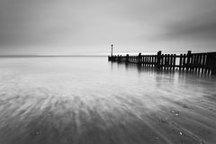 Groyne 1 Royalty Free Stock Photos