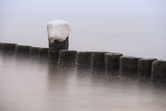 Groyne Royalty Free Stock Photography