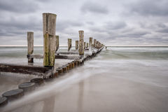 Groyne Stock Photography