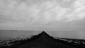 Groyne Harwich Стоковые Изображения RF