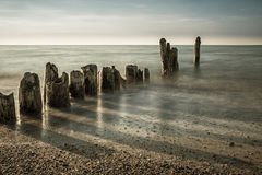 Groynes Royalty Free Stock Photography