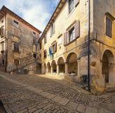 Groznjan, Kroatien lizenzfreies stockbild