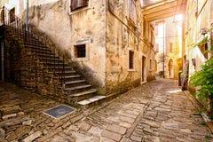 Groznjan, Kroatien lizenzfreie stockfotografie