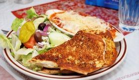 Grrece food. Stock Images