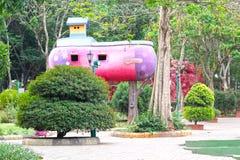 GRS-fantasiepark Mysore royalty-vrije stock foto's