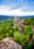 Grès-roches Photographie stock libre de droits