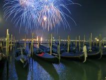 Gruß in Venedig stockfotografie