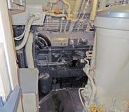 Gruñidor de USS: Equipo de la desalación Imagen de archivo