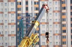 Gru della costruzione Immagini Stock