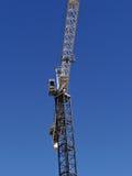 Gru di costruzione. Immagine Stock Libera da Diritti
