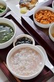 Gruau de riz Photo stock