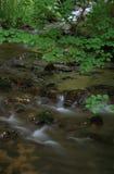 grubasvattenfall Royaltyfria Bilder