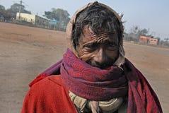 Grubenarbeiter in Indien Stockfotos