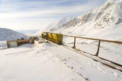 Grubenlastwagen stockfotografie