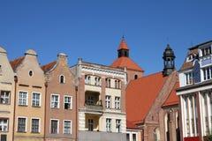 Grudziadz Stock Image
