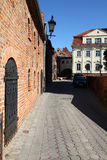 grudziadz Poland Fotografia Stock