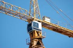 Grue de construction Photos stock