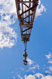 Grue industrielle Image stock