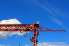 Grue industrielle Images stock
