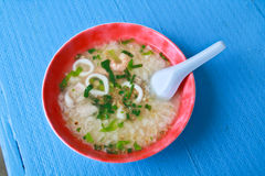 Gruel rice Royalty Free Stock Images
