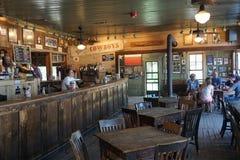Gruene histórico Salão em Gruene, TX Fotografia de Stock